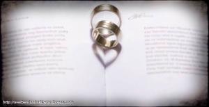 Романтиката на сватбените халки
