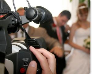 Заснемане на сватба