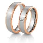 Модели на сватбени пръстени с камъни Варна