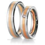 Модерни сватбени пръстени Варна