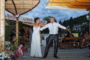 Сватба Открито Плаж Море Варна